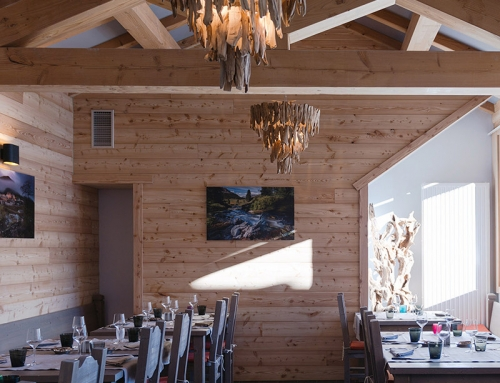 les Maisons à ossature bois 55